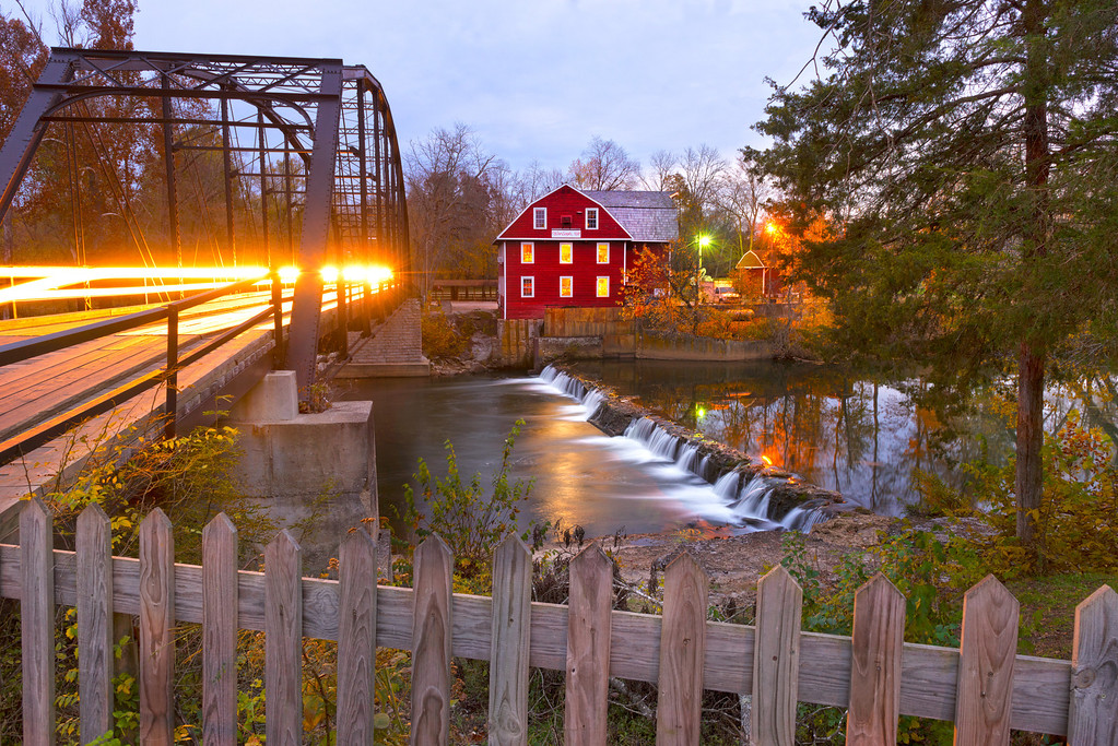 War Eagle Mill - Rogers, Arkansas